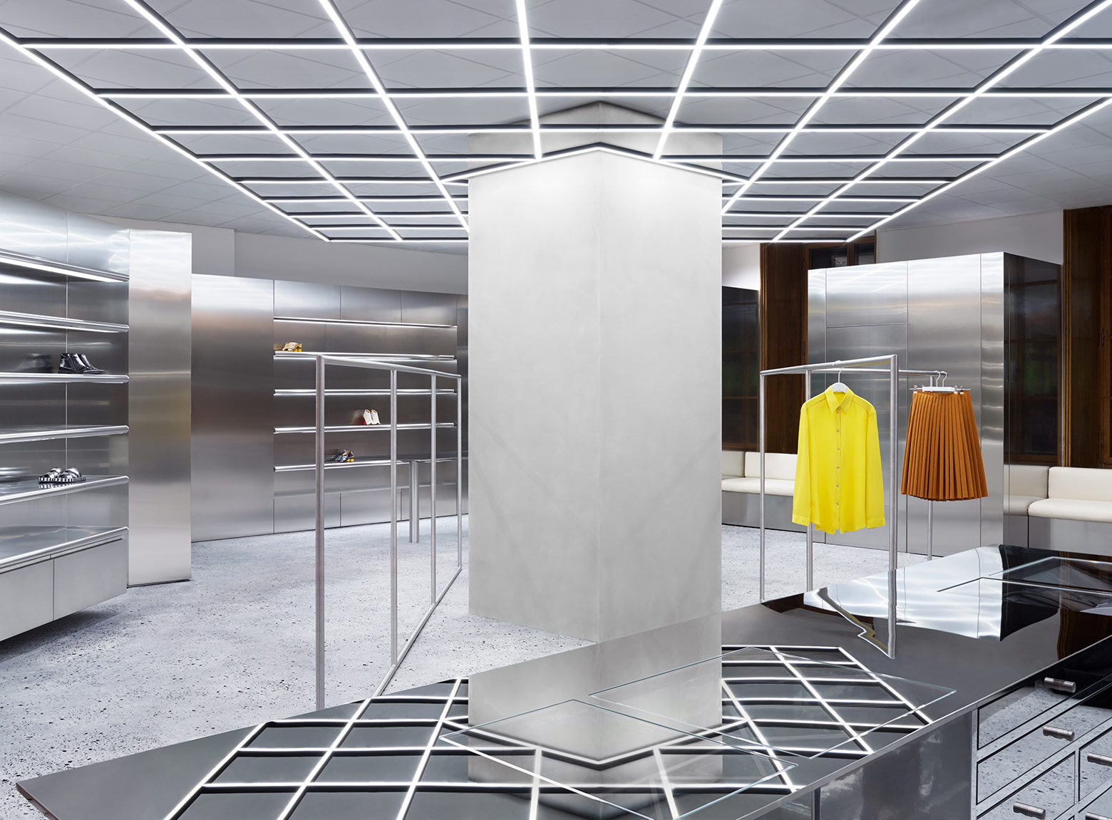 acne studios store nk stockholm shop ready to wear. Black Bedroom Furniture Sets. Home Design Ideas